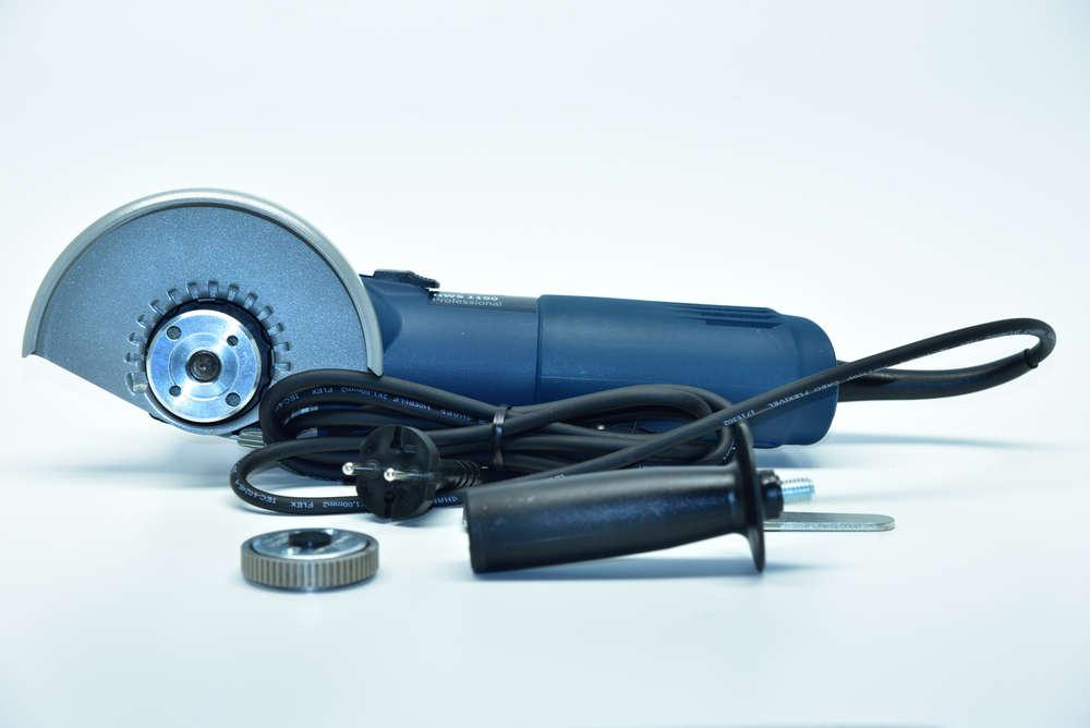 Bosch Winkelschleifer Gws 1100 Professional Mit Schnellspannmutter